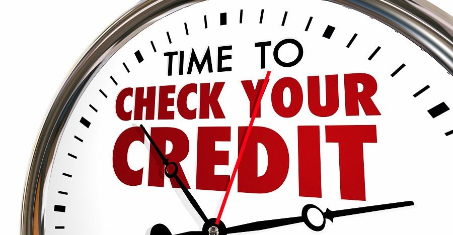 check credit