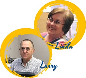 Larry and Linda