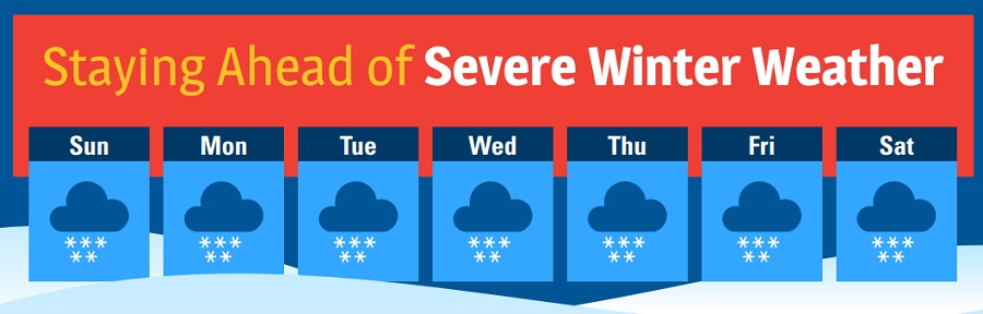 severe winter weather
